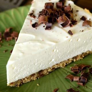 The Best No-Bake Vanilla Cheesecake