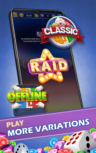 Ludo All Star - Online Fun Dice & Board Game apkpoly screenshots 2