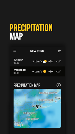 Download MeMeteo: Your weather forecast & meteo expert on PC