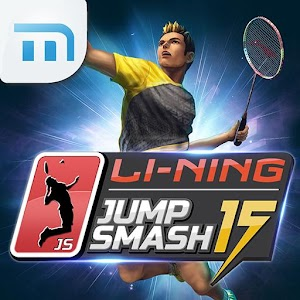 Li-Ning Jump Smash™ 15 v1.2 Mod APK (Unlimited Money)