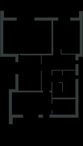 Modularny D28 - Rzut piętra