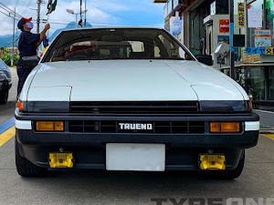 スプリンタートレノ AE86 GT-APEXのカスタム事例画像 イチDさんの2020年09月23日22:00の投稿