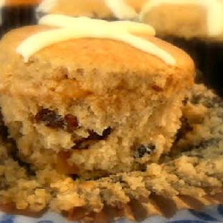 Easter Hot Cross Muffins Recipe