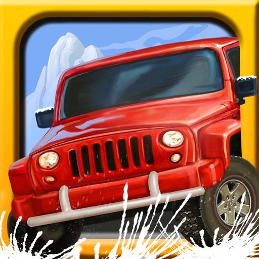 Snow Off Road -- mountain mud dirt simulator game (game)