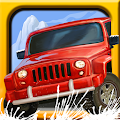 Snow Off Road -- mountain mud dirt simulator game
