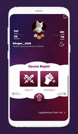 Kelimeleu015fmek - Online Kelime Oyunu 1.0.14 screenshots 1