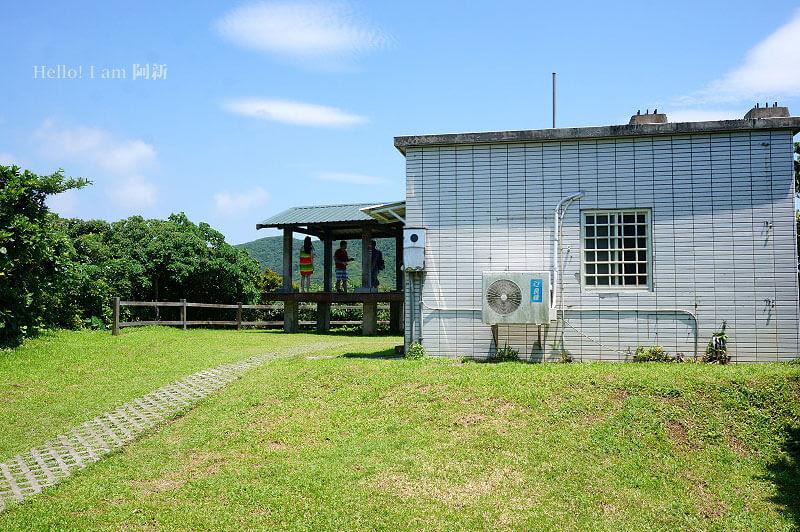 蘭嶼景點,蘭嶼氣象觀測站-17