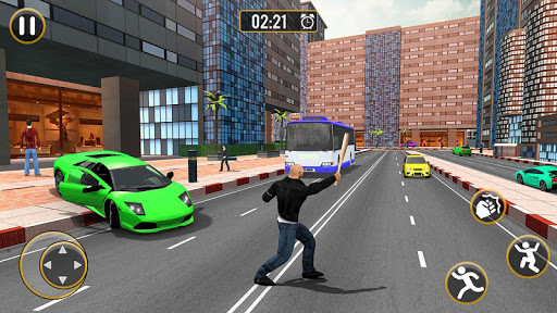 Gangster Driving: City Car Simulator Games 2020 android2mod screenshots 8
