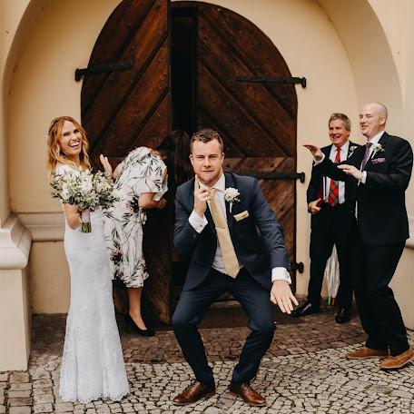Wedding photographer Karina Skupień (karinaskupien). Photo of 04.10.2017