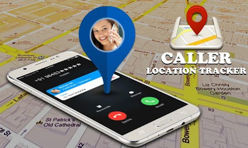 Mobile Caller ID Location Tracker App Download For Android 1