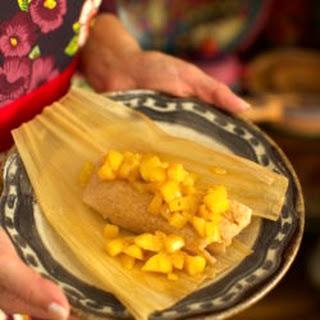 Sweet Mango Dessert Tamales Recipe