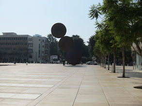Photo: Tel Aviv public art