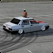 Car Drift and Modified Simulation