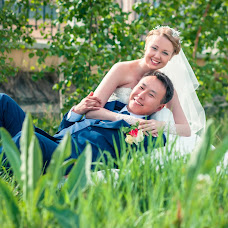 Wedding photographer Petr Chugunov (chugunovpetrs). Photo of 21.11.2017