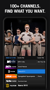 Pluto TV Mod APK Download – It's Free TV 3