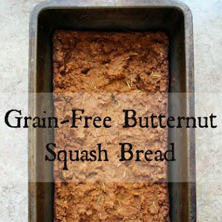 Grain-Free Butternut Squash Bread