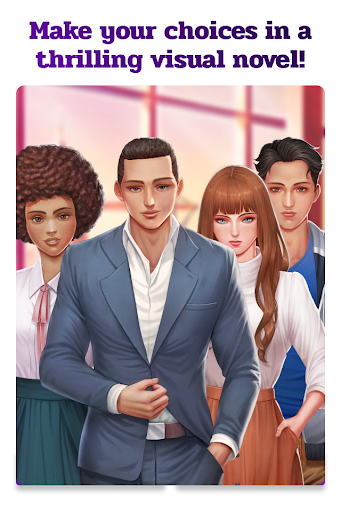 Chase Me -  Game of Choices in Romance Thriller 3.4.25 screenshots 2