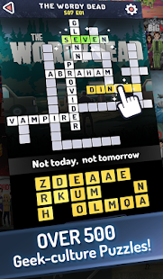 Geekwords Daily Puzzles- screenshot thumbnail