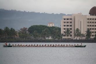 Photo: Thats a big Canoe
