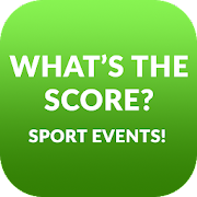 What's the Score? Sport events live