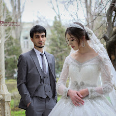 Wedding photographer Gamid Shakhpazov (GAMIDFOTO). Photo of 06.04.2018