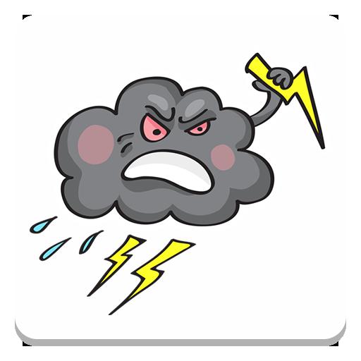 Sticker Set: Weather