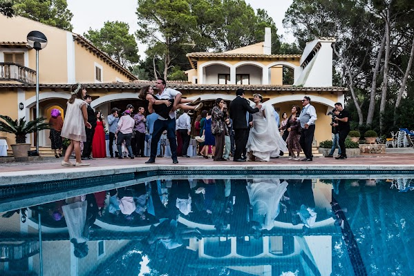 Fotógrafo de bodas David Gonzálvez (davidgonzalvez). Foto del 23.12.2017