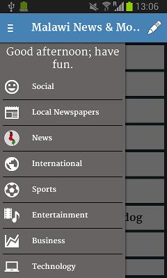 Malawi News & More - screenshot