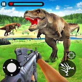 Dinosaurs Hunter Safari Free Sniper Shooting Game