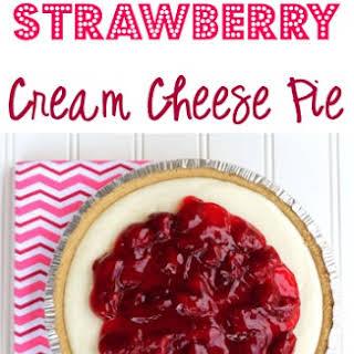 Strawberry Cream Cheese Pie Recipe!.