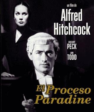 El proceso Paradine (1947, Alfred Hitchcock)