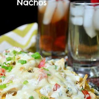 Chicken Ranch Nachos