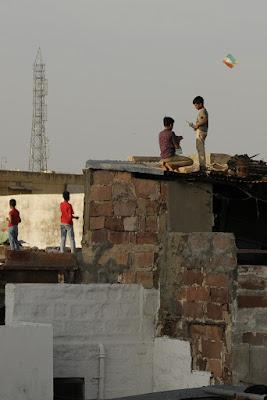 Sopra i tetti dell'India di cicciociccio