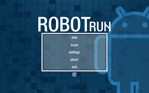 UR Robot Run