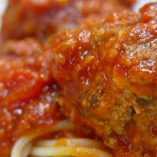 Michael Smith's Spaghetti and Meatballs.