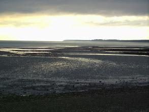 Photo: low tide