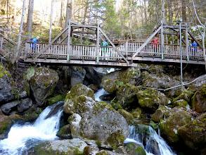 Photo: Manchmal braucht's aber auch zwei Brücken.   8-)