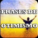 frases de otimismo imagens icon
