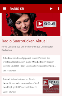 Radio Saarbrücken 99.6- screenshot thumbnail