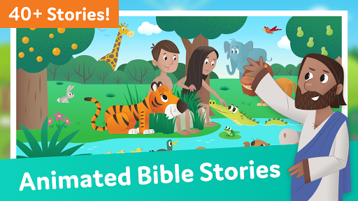 Bible App for Kids: Interactive Audio & Stories 2.24 screenshots 1