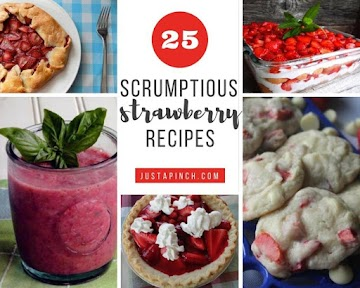 25 Scrumptious Strawberry Recipes