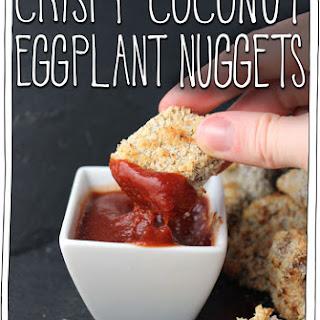 Crispy Eggplant Nuggets