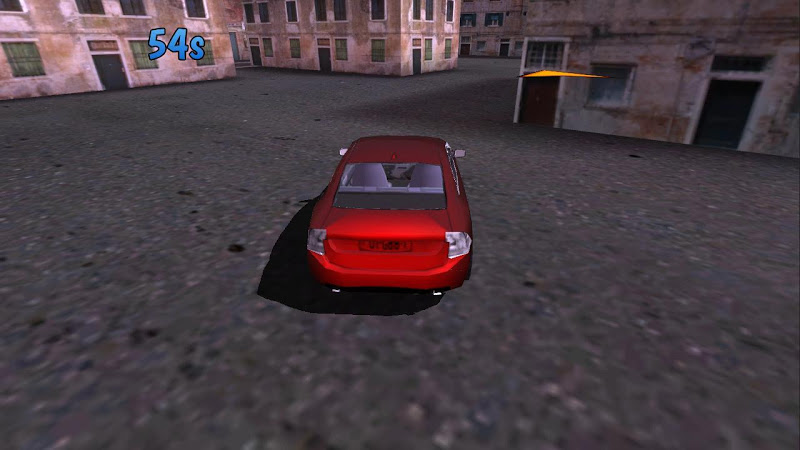Скриншот Транспорт парковка