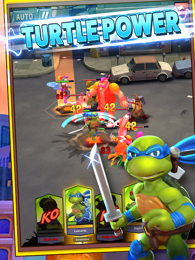TMNT: Mutant Madness screenshots 7
