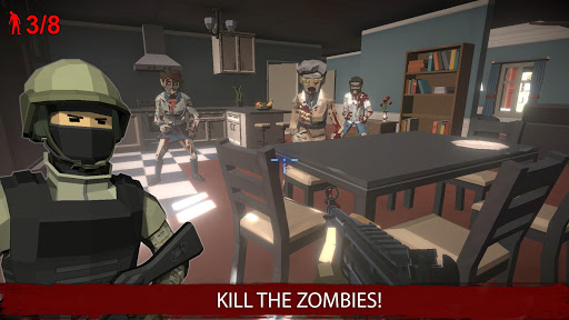 UTLAS Zombie Shooter Game Free apkdebit screenshots 1