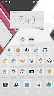 Proton-W Icon Pack- screenshot thumbnail