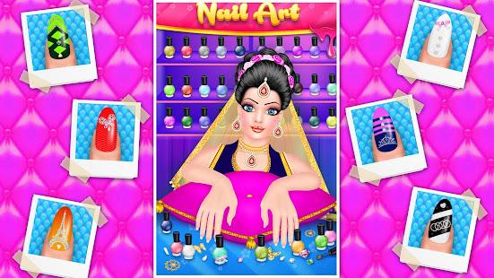 Gopi Doll Fashion Nail Art Salon Apps On Google Play