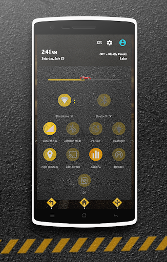 The Road Cm12 12.1 Theme