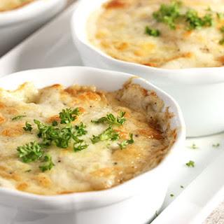 Truffled Potatoes Au Gratin Recipe