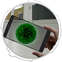 Bacteria Camera Scanner Prank icon